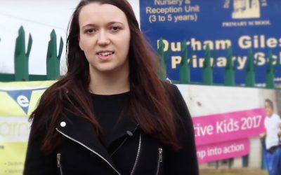 Meet Katie Corrigan, your councillor for Belmont Division