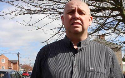 Meet Stuart Dunn, Labour Candidate for Coxhoe Division