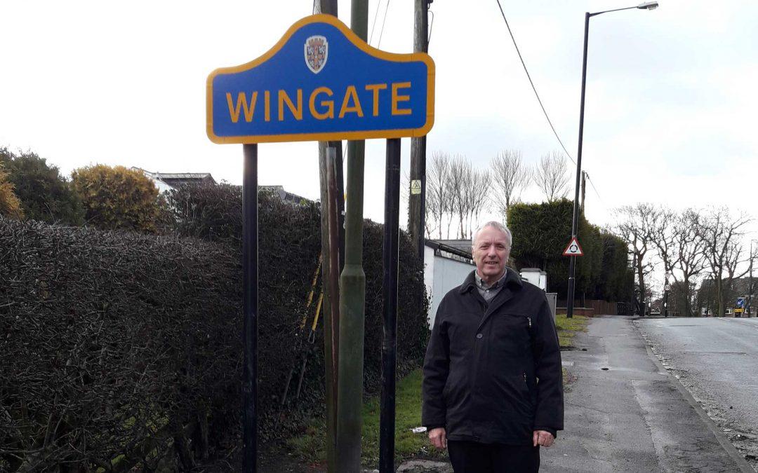 John Higgins Wingate