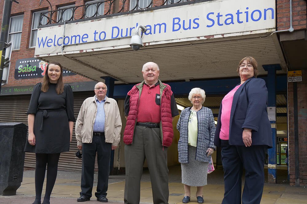 New Durham bus station will benefit all communities