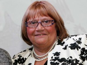 Cllr Lucy Hovvels MBE