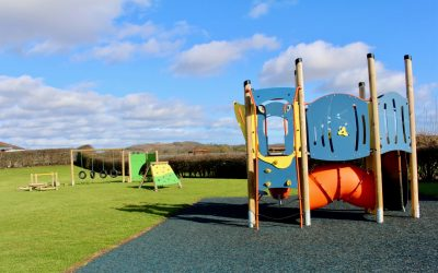 """""""New"""" play park primed and ready for return of children"""