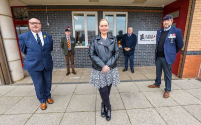 A place for veterans in County Durham